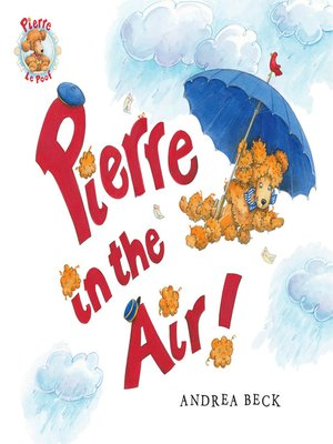 cover image of Pierre in the Air!